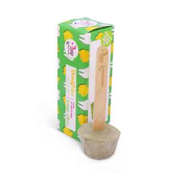 Lamazuna Tuhá zubní pasta 17 g, šalvěj a citrón
