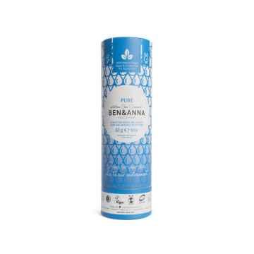 Ben & Anna Tuhý deodorant 60 g, pure
