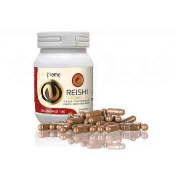 Nupreme Reishi premium extrakt, kapsle 100 ks