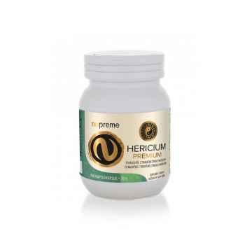 Nupreme Hericium premium extrakt, kapsle 100 ks
