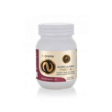 Nupreme Auricularia premium extrakt, kapsle 100 ks