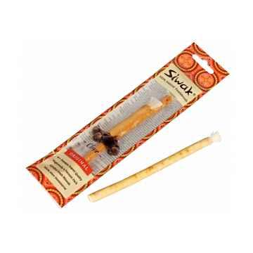 Siwak Přírodní zubní kartáček hřebíček 1 ks