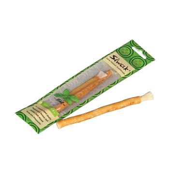 Siwak Přírodní zubní kartáček máta 1 ks