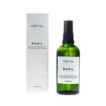 Soma n Botanicals Basil, olej proti celuditidě 100 ml