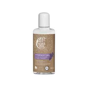 Tierra Verde Hygienický gel na ruce levandule 100 ml