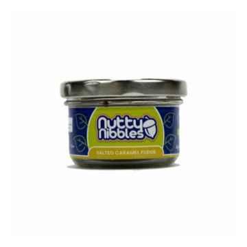 Nutty nibbles Veganské kuličky slaný karamel 40 g