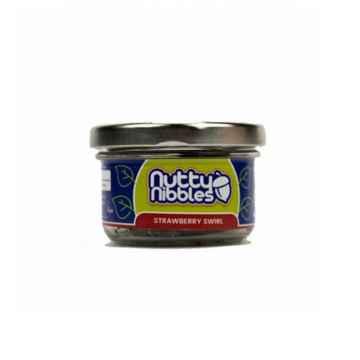 Nutty nibbles Veganské kuličky jahodový koláč 40 g