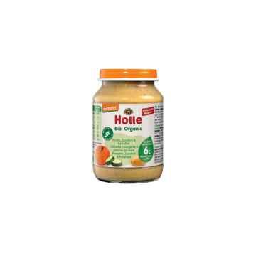 Holle Bio Dětská přesnídávka cuketa a dýně s bramborem 190 g