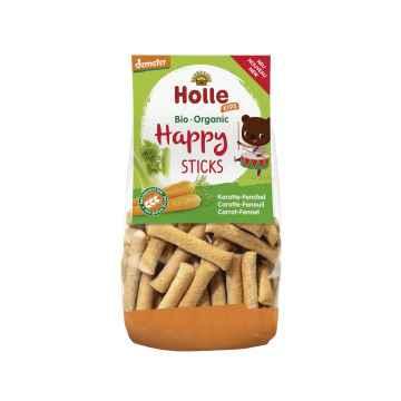 Dětské happy tyčinky mrkev - fenykl 100 g