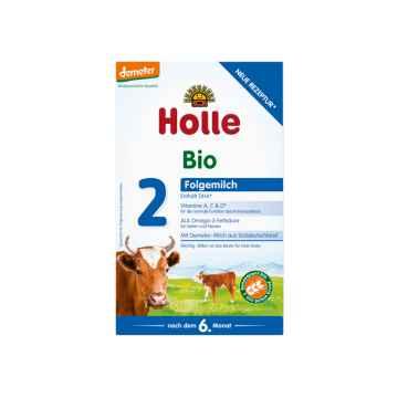 Holle Bio dětská mléčná výživa 2 pokračovací 600 g