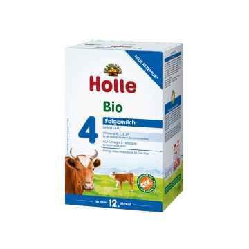 Holle Bio dětská mléčná výživa 4 pokračovací 600 g