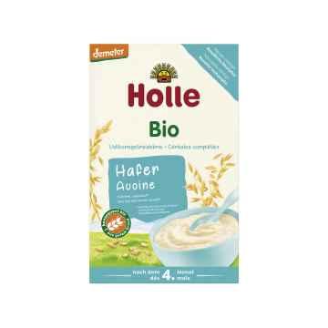 Holle Bio Kaše z ovesných vloček 250 g