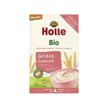 Holle Bio Krupičná kaše 250 g
