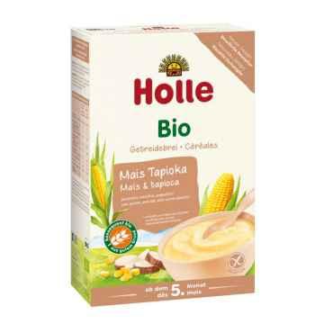 Holle Bio Organická kaše kukuřičná s tapiokou 250 g