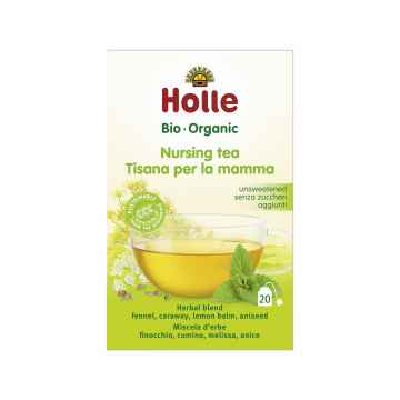 Holle Bio Čaj pro kojící maminky 30 g