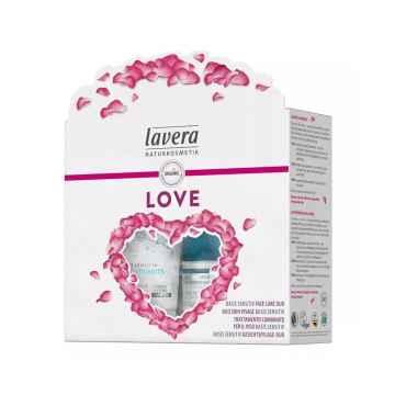 Lavera Dárkový set plný lásky Basis sensitiv 1 ks