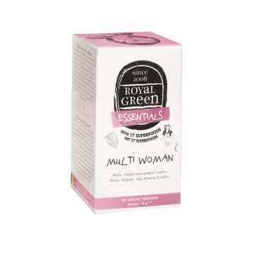 Royal Green Multivitamín pro ženy, tablety 60 ks