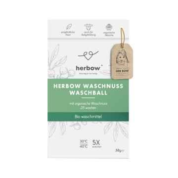 Herbow Prací kulička z mýdlových ořechů 1 ks/ 5 pracích dávek