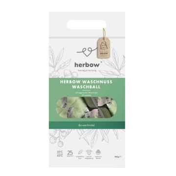 Herbow Prací kuličky z mýdlových ořechů 5 ks/ 25 pracích dávek