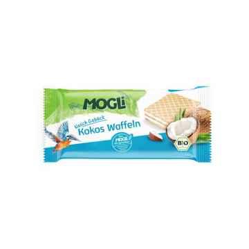 MOGLI Bio Oplatky kokos 15 g