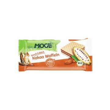 MOGLI Bio Oplatky kakao 15 g