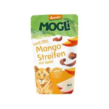 MOGLI Bio Mangové pásky 25 g