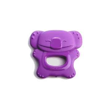 eKoala eKolly BIO plast Kousátko koala fialová 1 ks
