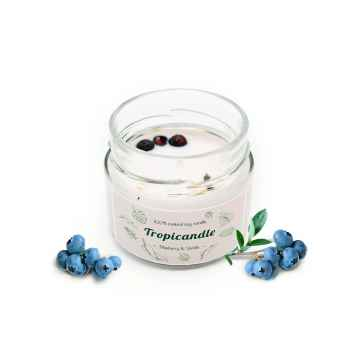 TROPIKALIA Tropicandle blueberry & vanilla 150 ml