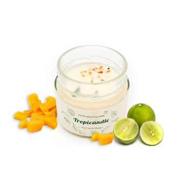 TROPIKALIA Tropicandle thai lime & mango 150 ml