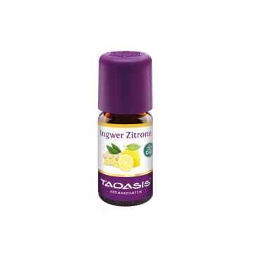 Taoasis Citron zázvor, Bio 5 ml