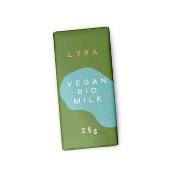 LYRA Vegan BIO čokoláda 25 g