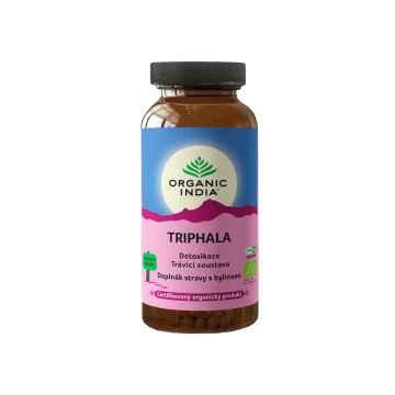 Organic India Triphala, kapsle 250 ks