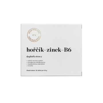 Ecce Vita Hořčík Zinek B6, sáčky 31 ks