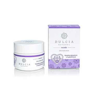 DULCIA natural Omlazující maska kyselina glykolová a hyaluronová 100 ml