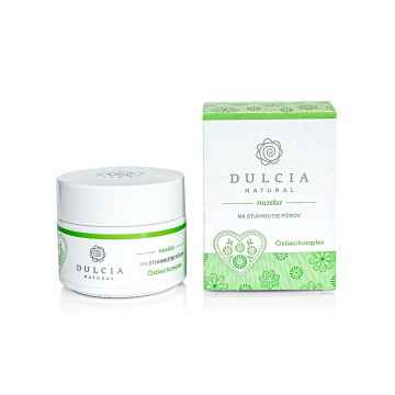 DULCIA natural Maska na stažení pórů čisticí komplex 100 ml