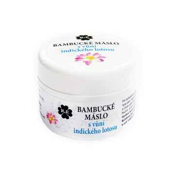 RaE Bambucké máslo indický lotos 30 ml, plastový obal