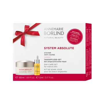 Annemarie Börlind Systém Absolute System Anti-aging dárková sada 1 ks, 50 ml + 5 ml