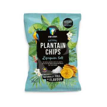 Veganské chipsy solené 30 g