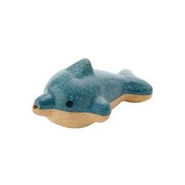 PLAN TOYS Píšťalka delfín 1 ks