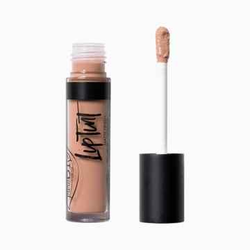 puroBIO cosmetics LipTint Tekutá rtěnka 01 nude 4 ml
