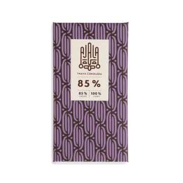 AJALA CHOCOLATE Tmavá čokoláda 85%, BIO 45 g