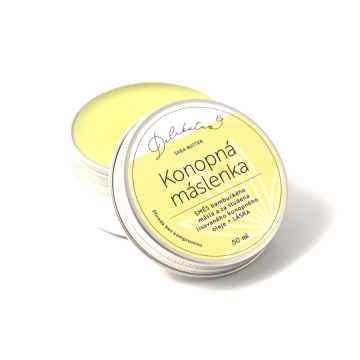 Delibutus Konopná máslenka 50 ml