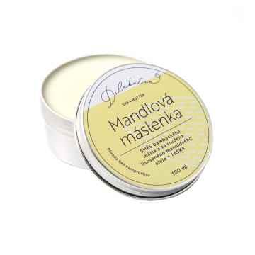 Delibutus Mandlová máslenka 150 ml