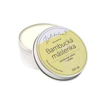 Delibutus Bambucká máslenka 150 ml
