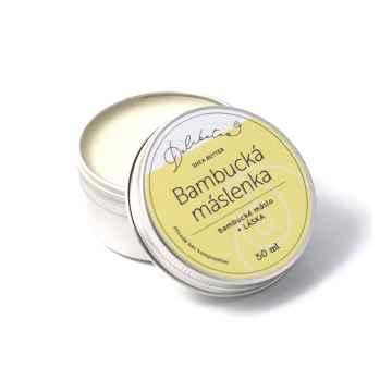 Delibutus Bambucká máslenka 50 ml