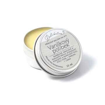Vanilkový polibek 15 ml