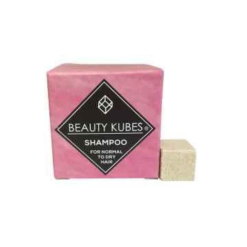 BEAUTY KUBES Šampon na vlasy pro normální a suché vlasy 100 g
