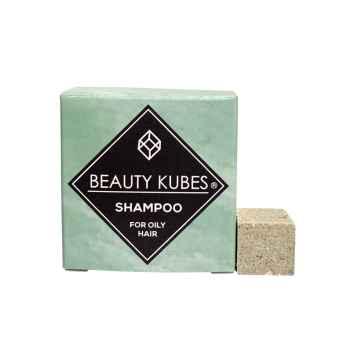 BEAUTY KUBES Šampon na mastné vlasy 100 g