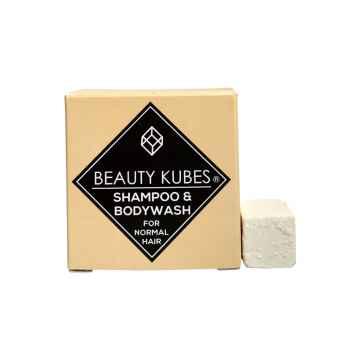 BEAUTY KUBES Šampon na tělo a vlasy unisex 100 g