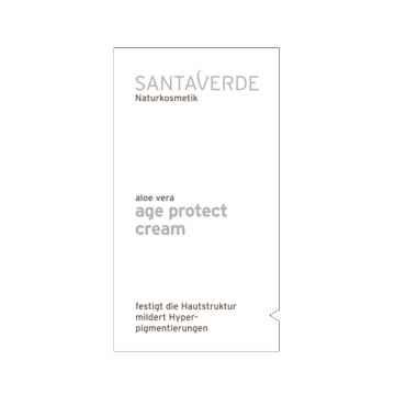Santaverde Age protect pleťový krém 1 ml